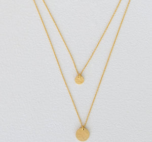 Humidity Element Necklace
