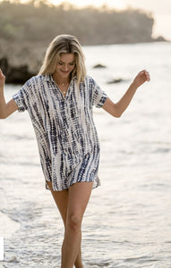 Humidity Beckie Shirt Dress
