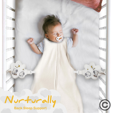 Nurturally Back Sleep Support for babies from 3 to 6 months old