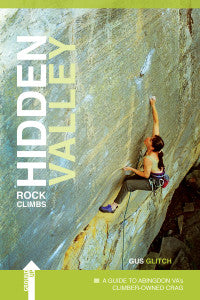Hidden Valley Rock Climbs Guidebook