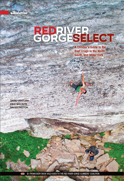 Red River Gorge Select Guidebook
