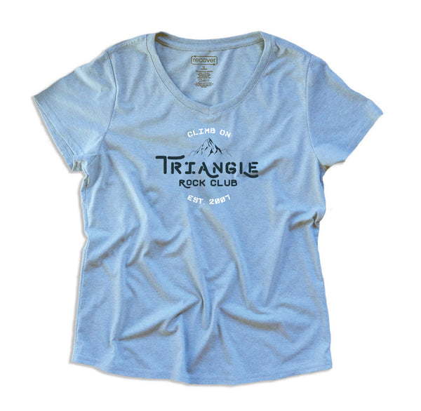 TRC Stencil T-Shirt - Women's V-Neck