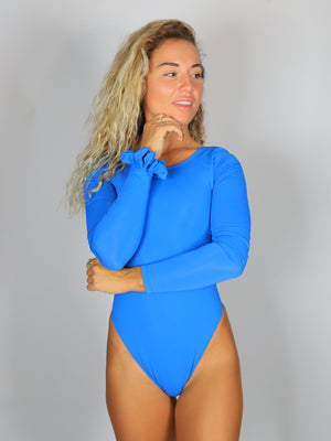 Daisy Duke One-Piece / Sea Breeze
