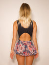 Pixi Wrap Skirt / Butterfly