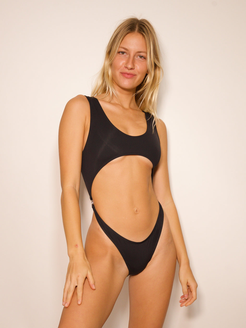 Summer One-Piece / Black