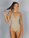 Sun Drop One-Piece / Mocha
