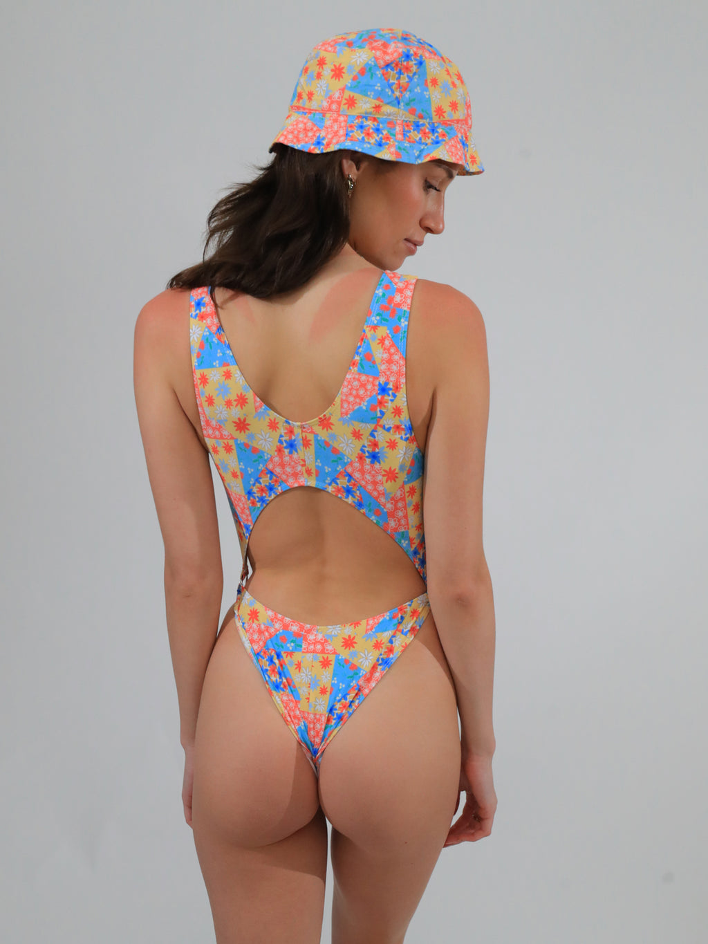 Summer One-Piece / Sour Patch