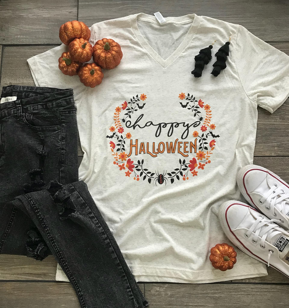 SALE! Happy Halloween Tee
