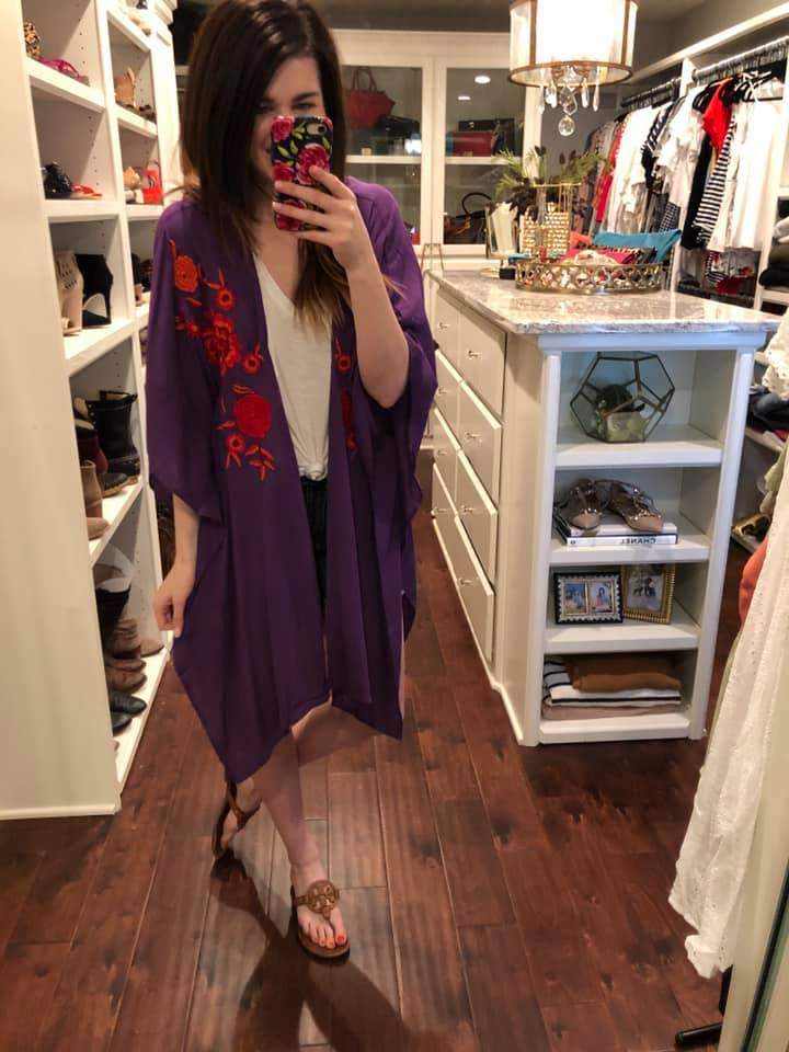 SALE! Cocktails in Cancun Kimono