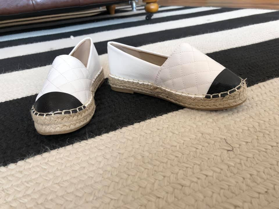 SALE! Coco Quilted Espadrilles