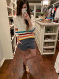 La Jolla Rainbow Sweater