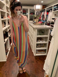SALE! Sedona Serape Maxi Dress