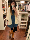 Adelyn Short Sleeve Cardigan