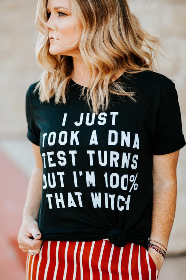 100% That Witch Tee