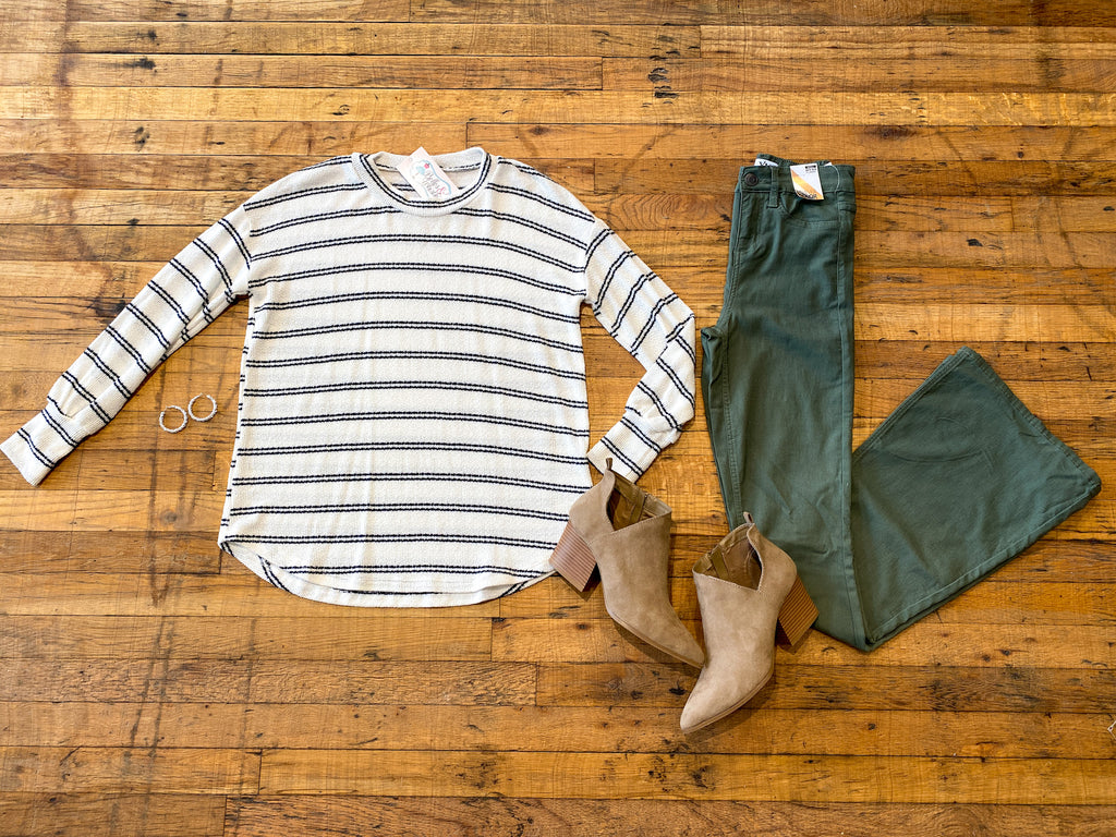 Hawkins Striped Top
