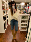 Mayer Sweater in Sweet Cream