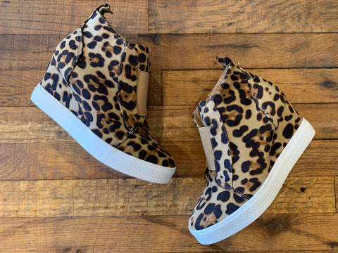 Bow Mules in Leopard