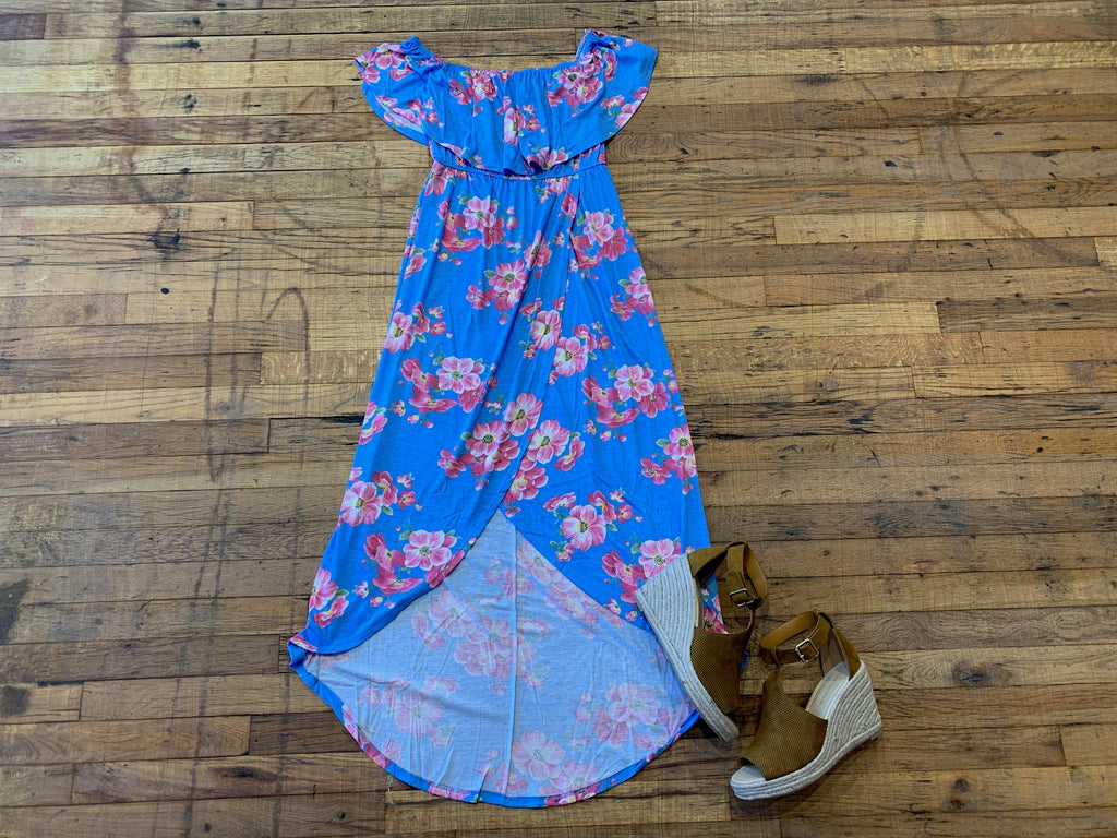 SALE! Oahu Oasis Dress