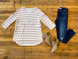 Morris Striped Top