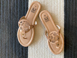 Madden Sandals in Nude