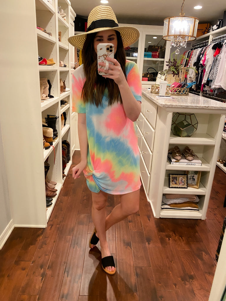 Hang Out in Hawaii Dress