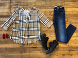Windsor Plaid Tunic