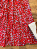 Stacey Floral Tea Dress