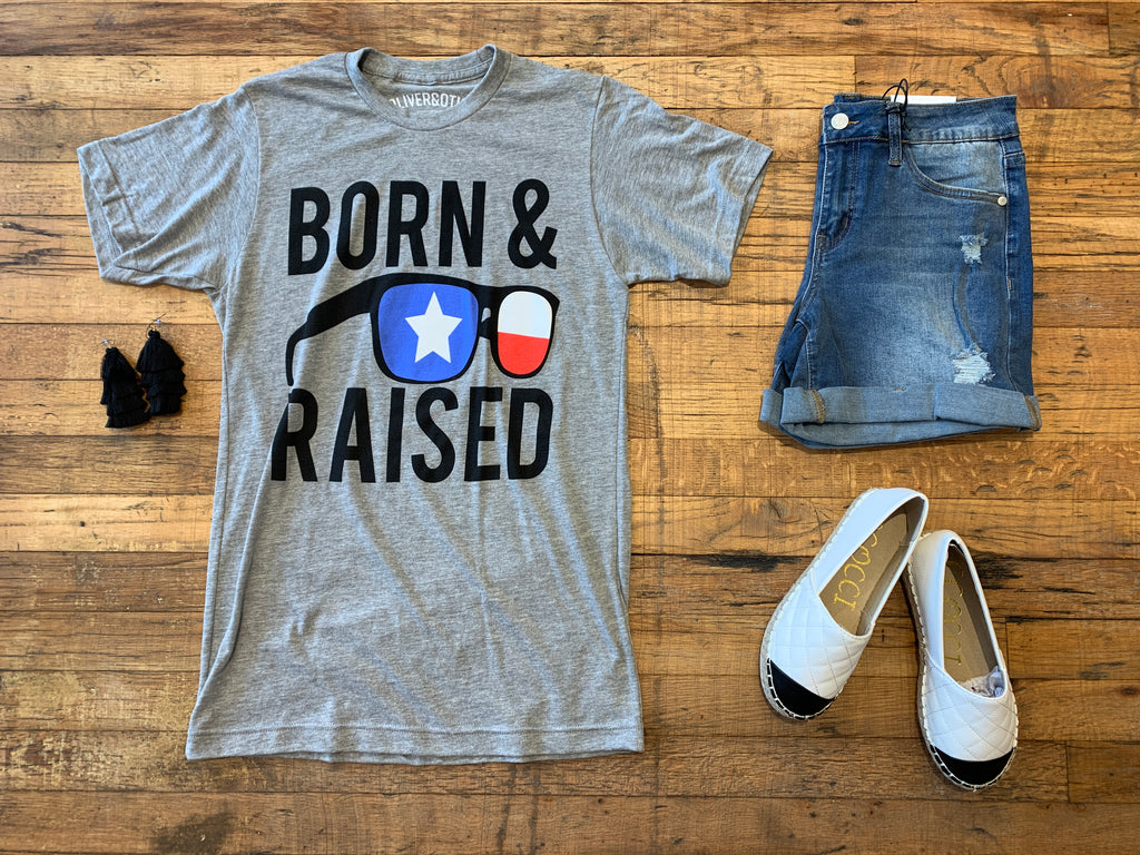 Born and Raised Tee