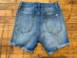 Milo Distressed Shorts