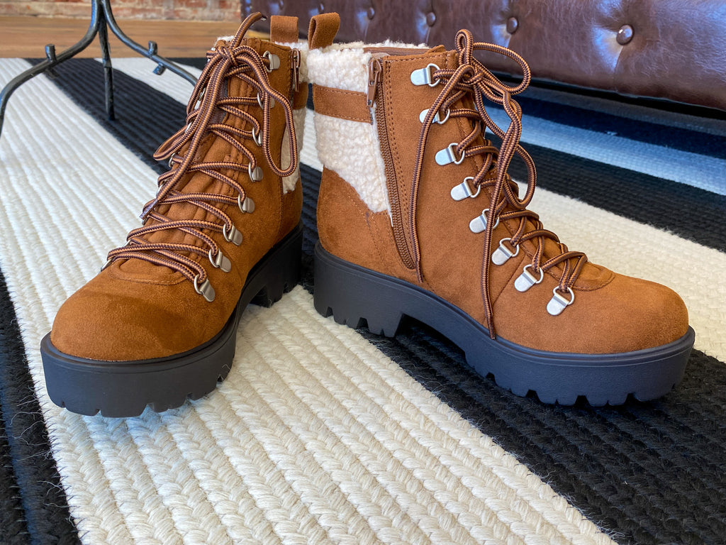Path Less Traveled Hiking Boots