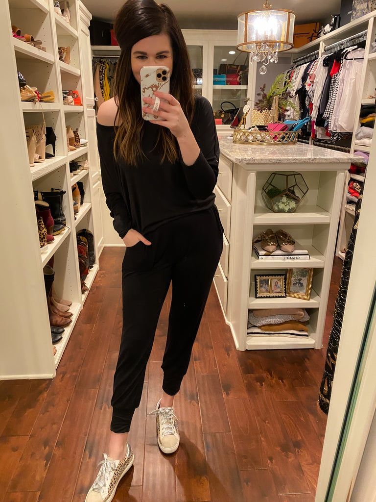 Long Flight Jumpsuit