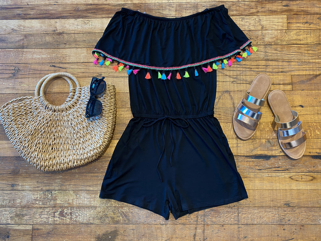SALE! Cruising to Cabo Romper