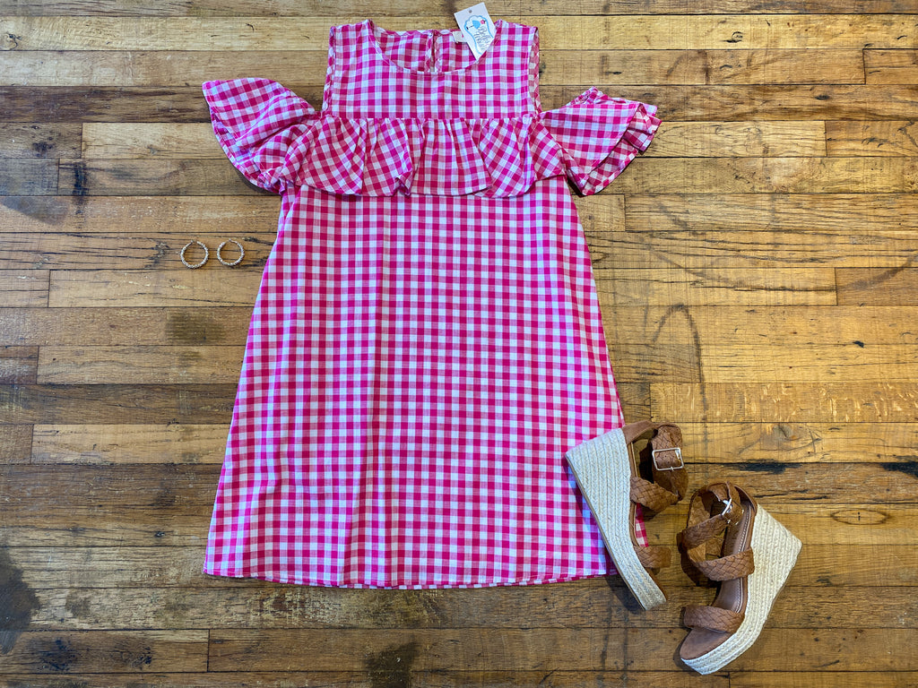 SALE! Picnic Party Dress