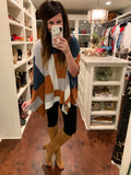 Effortless Chic Poncho