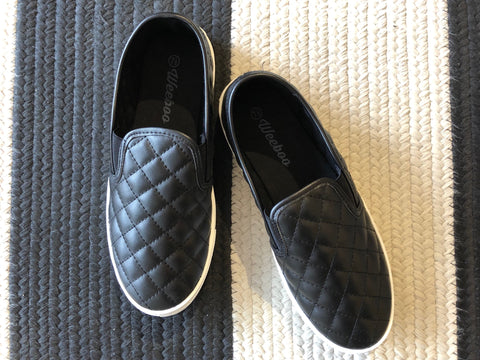 Ridley Loafer in Black