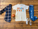 Most of All I Love Fall Tee