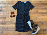 Harris Twist Dress