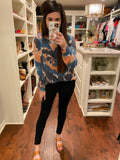 Mellow Morning Tie Dye Sweatshirt