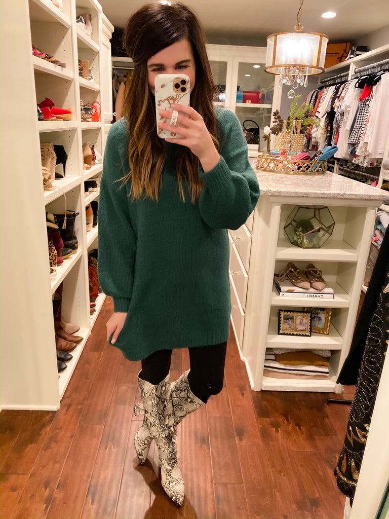 Tacoma Sweater Dress