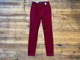 Judy Blue Oxford Skinny Jeans in Wine