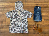 Change Your Spots Hooded Top
