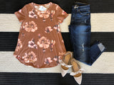 SALE! Aria Floral Tee