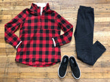 Backcountry Buffalo Plaid Pullover