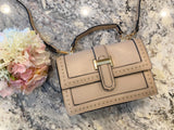 Park Avenue Handbag in Taupe