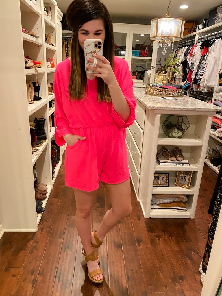 Endless Summer Romper