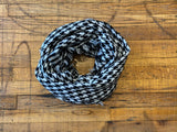 Classic Houndstooth Scarf