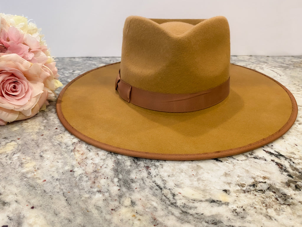 Telluride Hat in Tan