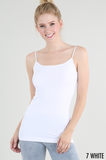 Nikibiki Camisole in White