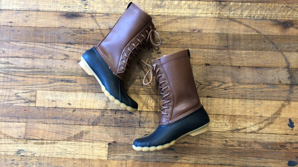 SALE!  Snow Day Duck Boots
