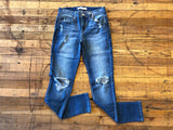 Eadie Jeans in Medium Wash